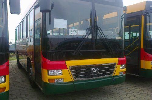 Article : Université d'Abomey-Calavi: Réception de nouveaux bus neufs