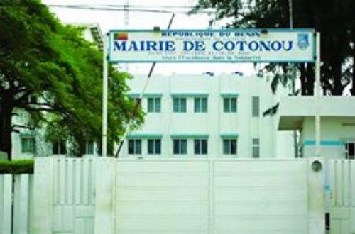 Article : A quoi sert, au juste, la mairie de Cotonou?