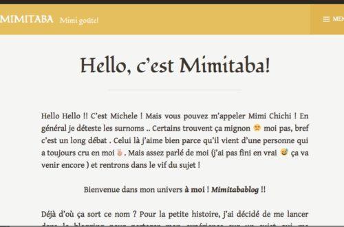 Article : MimiTaba : le nouveau-né de la blogosphère béninoise