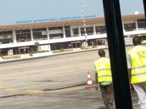 Aéroport international Léopold Sédar Senghor de Dakar Photo: Atman BOUBA