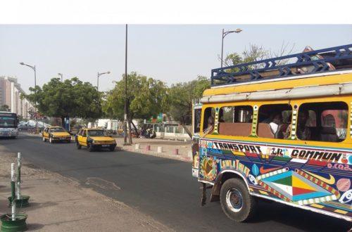 Article : Ici c'est Dakar