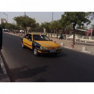 Taxi de Dakar Photo: Atman BOUBA