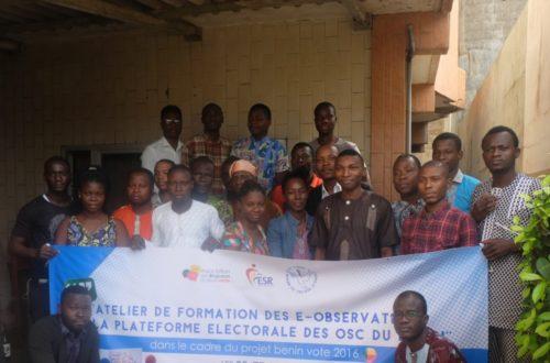 Article : Présidentielle au Bénin : l'Association des blogueurs a formé des e-observateurs